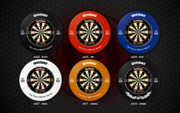 Winmau Dartboard bedruckt Surround