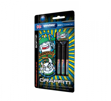 Winmau Graffiti Softdarts
