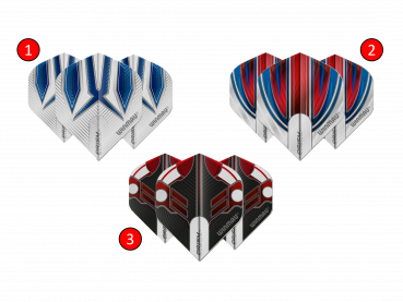 Winmau Prism Alpha Flights III