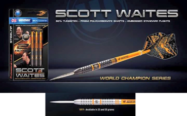 Winmau Scott Waites Steel Darts