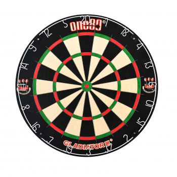 Gladiator 3 Plus Dartboard (BDO)