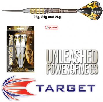 TARGET Power 9FIVE Gen3 (Phil Taylor)