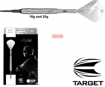 TARGET Power 9five G6 95% - Softdarts
