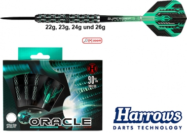 Harrows Oracle 90% - Steeldarts