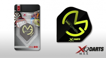 XQMax - Michael van Gerwen Flights